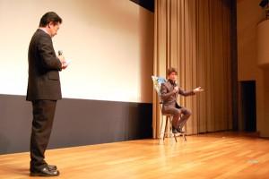 「昆虫探偵ヨシダヨシミ」特別上映会が無事開催されました!
