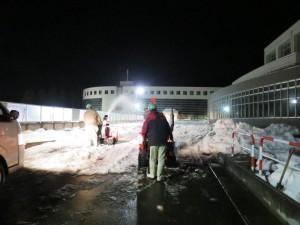 映画『ビリギャル』は雪のシーンを長岡で撮影