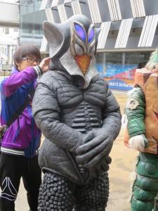 ウルトラ怪獣、長岡襲来!
