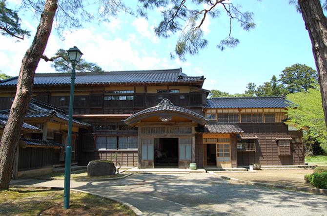 史跡・飯塚邸