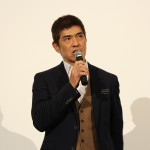 映画『64-ロクヨン-前編』大ヒット舞台挨拶